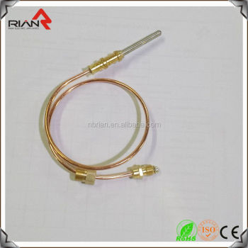 gas heater spare parts Thermopile pilot burner gas thermocouple RBYMA-H-460