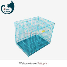 Multi parameter first grade double dog cage folding