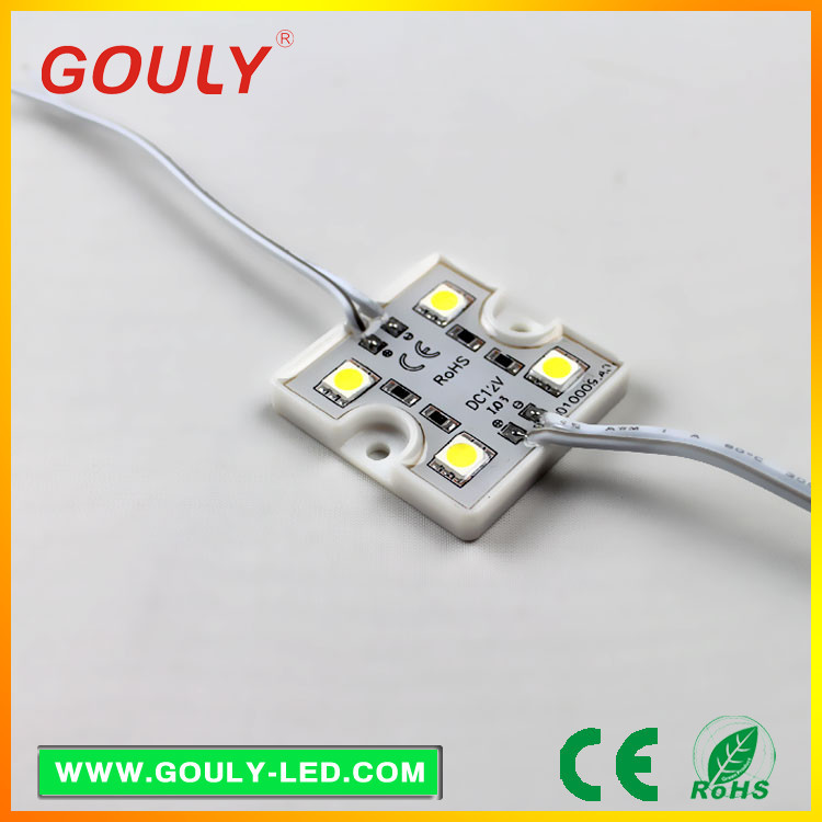 china manufacturer 5050 smd lg led module IP65 5050 led module ABS & epoxy resin