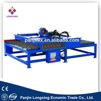 Composite Tape Hollow Glass Hot Roller Press Machine