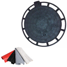 composite standard bmc manhole cover sizes