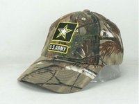 leaves camouflage army military cap and hat