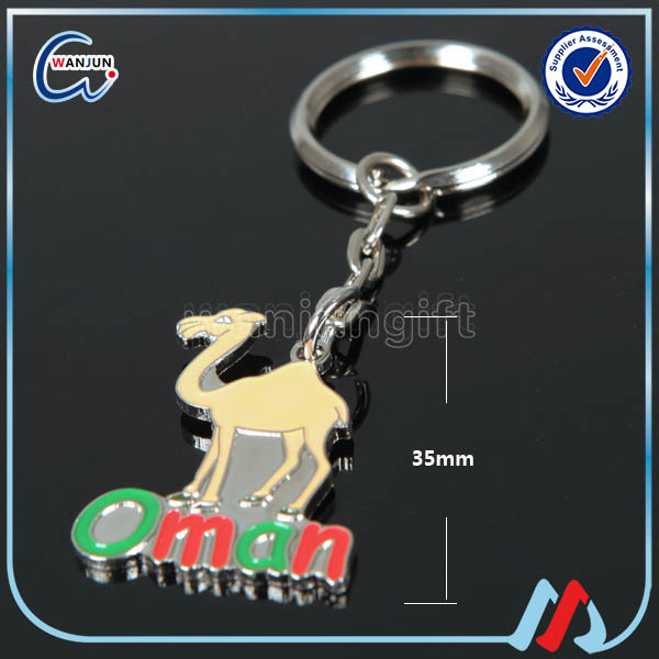 sedex 4p oman sheep keychain(K-501)