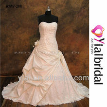 RSW288 Wedding Dress Pick Up Skirt