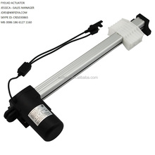 ROHS Certification and Brush Commutation heavy duty electric linear push pull actuator for sofa