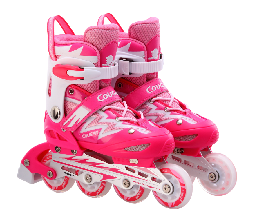 kids adjustable inline rollerroller skates that attach to shoes ON SALES