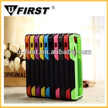2013 NEW PC+Silicone case for iphone 5