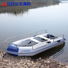 aluminum dingy boats inflatable rowing boat for sale