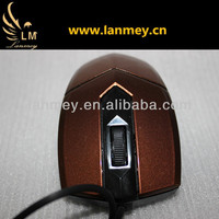 Hot Selling 3D Optical Wired Mouse, cheap price optical computer 3D USB wired mouse with CE ROHS FCC