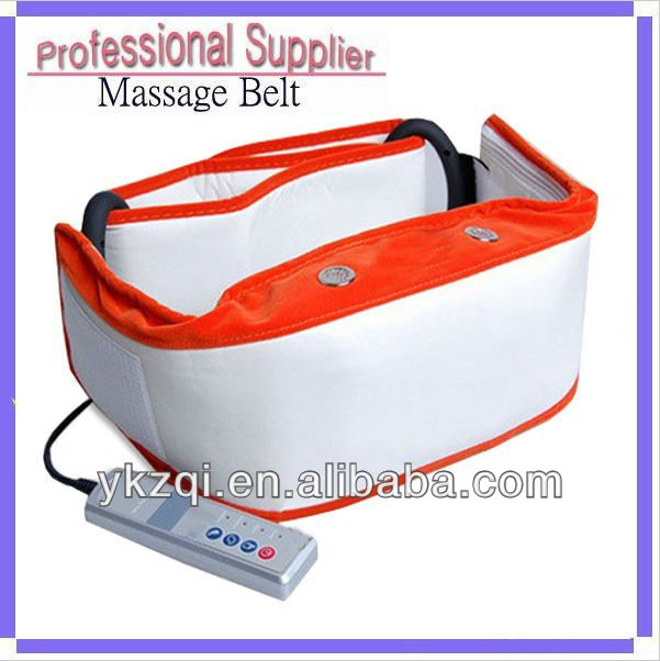 vibrational multifunction exercise massager belt slim