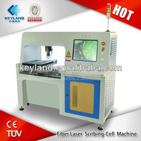 20W Fiber Laser Wafer Dicing Machine for Cutting Solar Cells Machines