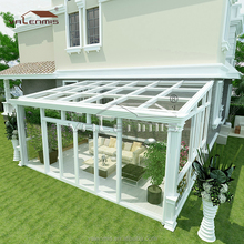 Aluminum sun room/portable sun room/outdoor glass room