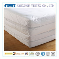 2016 Anti-Dustmite Waterproof Bed Bug mattress encasement and mattress protector cover