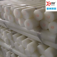 High Mechanical Strength white nylon threaded rod