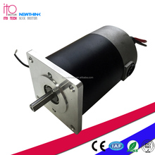 Diameter of 76mm 12-220V Permanent Magnet DC Motor,PMDC Motor for Electric Door,PMDC Brushed motor
