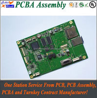 high quality washing machine pcb board with dip assembly pcb assembly suppiler