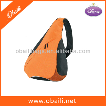 Promotional Triangle Single Shoulder Backpack
