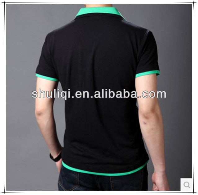 dry fit mans polo shirts wholesale China factory