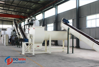 ISO certified cassava equipment for cassava starch processing