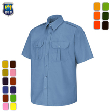 Security Shirt Uniform Aanpassen Zomer Bewaker Uniform Shirts