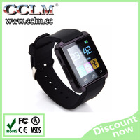 cheap and hot sales bluetooth IOS/Android smart watch with U8 smart watch phone