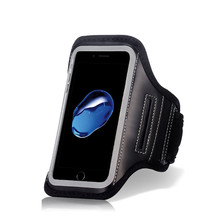 China Wholesale Sport Phone Armband Leather Case for 7 Inch Tablet