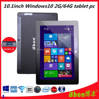 2G RAM 64GB ROM windows10 tablet 3G tablet with keyboard Quad core tablet