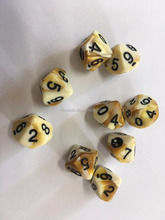 custom gold dice dice manufacturers