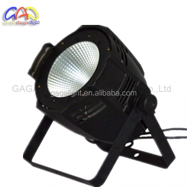 Low price indoor led par wedding dj led par can 200w cob led par light