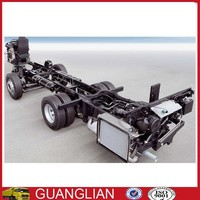 Dongfeng Desel Engine Chassis Assembly For
