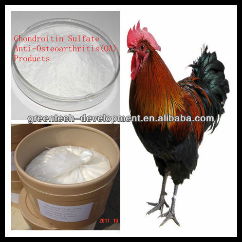 Reasonable Price Chondroitin Sulphate Avian 90% CPC USP34