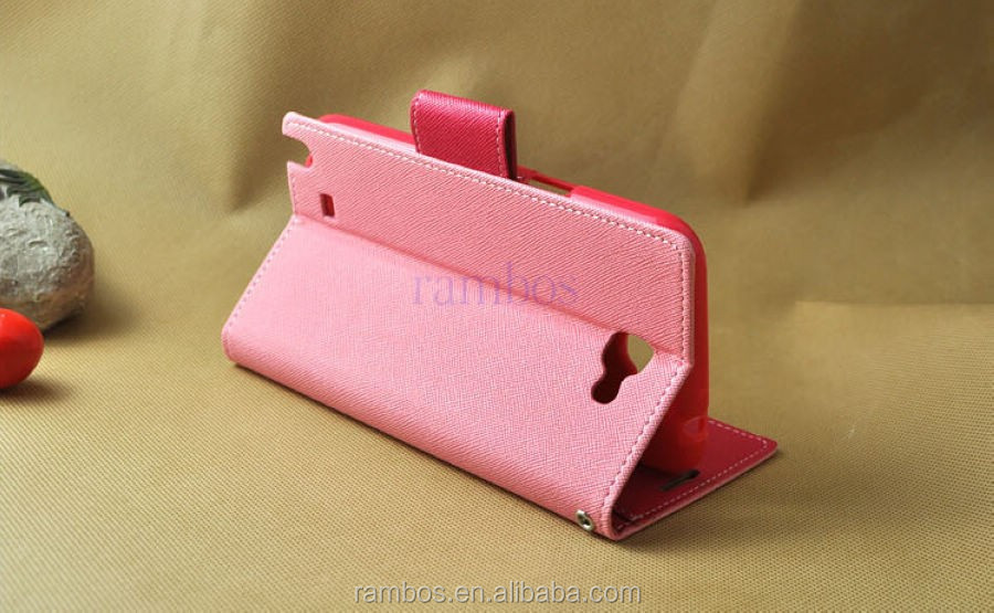 Book Folio Design Flip Cover Stand PU Leather Wallet Case for Blackberry 9900 9800 9220