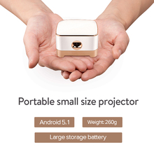 High Quality Projector Android Projector MINI HD LED Mobile Portable HD Video Multimedia Home Theater MINI Projector
