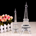 The Eiffel Tower crystal glass tower model for decoration