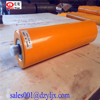 Good quanlity Oven Painting Conveyor belt steel roller, belt conveyor carrying roller,Belt conveyor idler