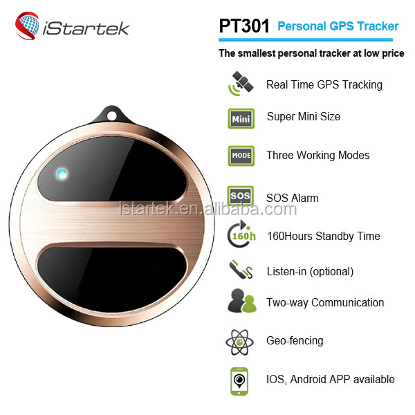 Startrack GPS Kids Tracker PT301 for Kids Tracking