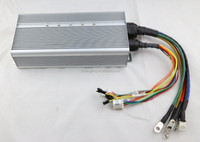 High power electric bicycle controller for brushless hub motor