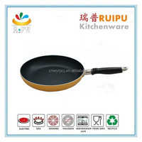 2015 yellow color 2 layers spray paint dupont Teflon Coating for 100% ceramic cookware made in usa
