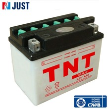 Best supplier 12v 4ah lead acid rechargeable dry motorcycle battery