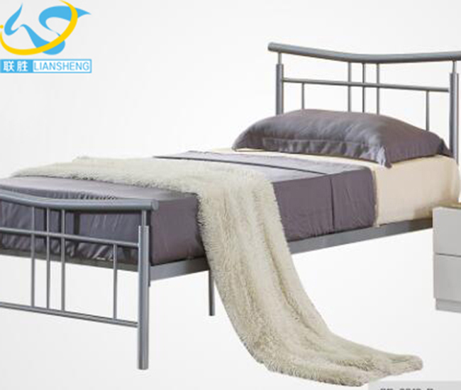 OEM custom folding single metal bed mattress price