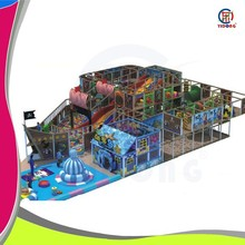 Shanghai Yidong YD-1507A pirate ship used kids commercial playground equipment south africa