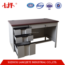 China supplier steel executive office system furnitures desk design on alibaba