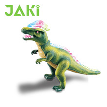 Chenghai toy small plastic animals cheap, dinosaur plastic animals toy with dancing