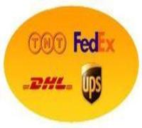 Professional freight forwarder ups/dhl/fedex/tnt express from China to Colombia