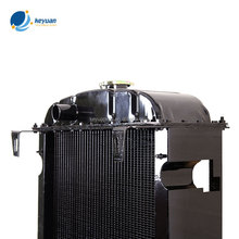 custom made High thermal efficiency radiator plastic tanks