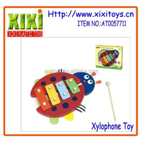Top bright cheap price mini wooden piano wooden xylophone