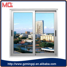 Fashion Home Design Aluminium Windows and Doors with Tempered Glass