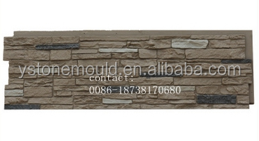 3d light weight polyurethane faux stone panel culture stone