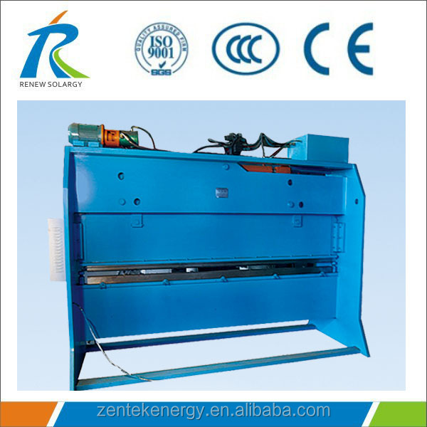 Hydraulic sheet metal plate bending machine/press brake