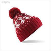 Wholesale Custom 100 Acrylic Walmart Beanie Hats